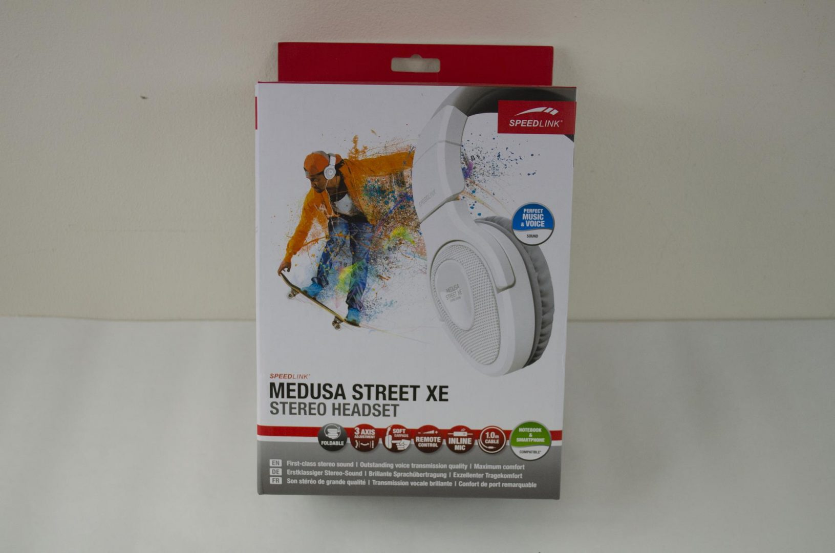 speedlink medusa street xe heaphones review