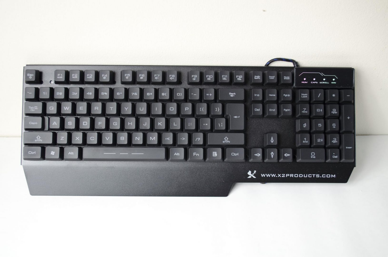 x2 mirage gaming keyboard review_1