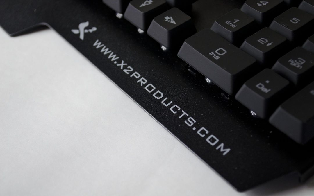 X2 Mirage Gaming Keyboard Review