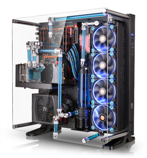Thermaltake Core P5 Open-Frame ATX Wall-Mount Chassis_ 2