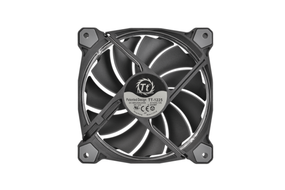 Thermaltake Riing LED RGB Radiator Fan TT Premium Edition_2