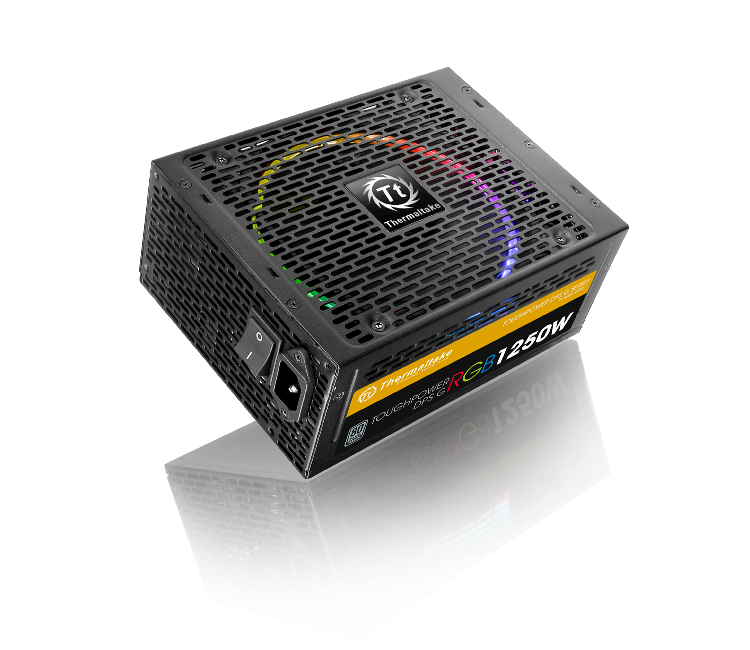 Thermaltake Toughpower DPS G RGB 1250W Titanium smart power supply