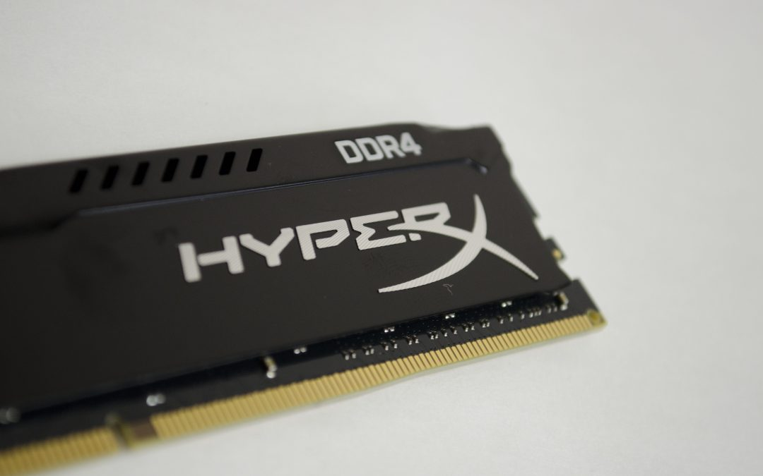 HyperX FURY DDR4 2666MHz Memory Review