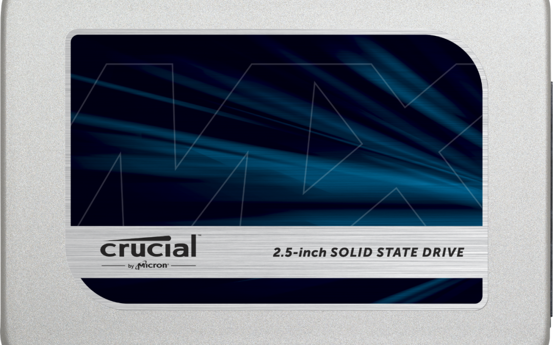 Crucial Expands MX300 SSD Line