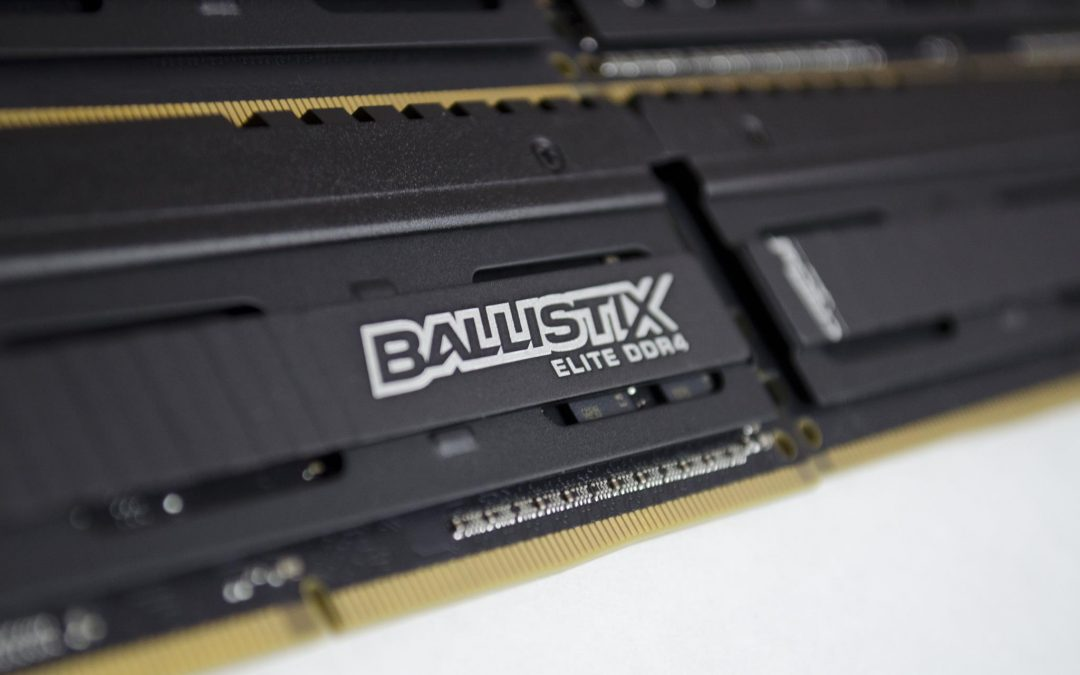 Crucial Ballistix Elite DDR4 3200Mhz 4x4GB Memory Review