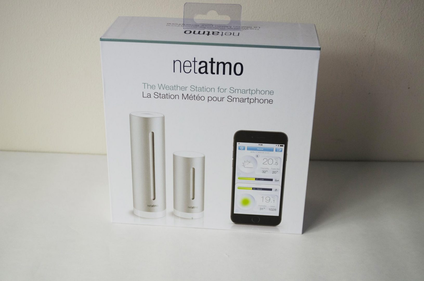 netatmo weather station 1