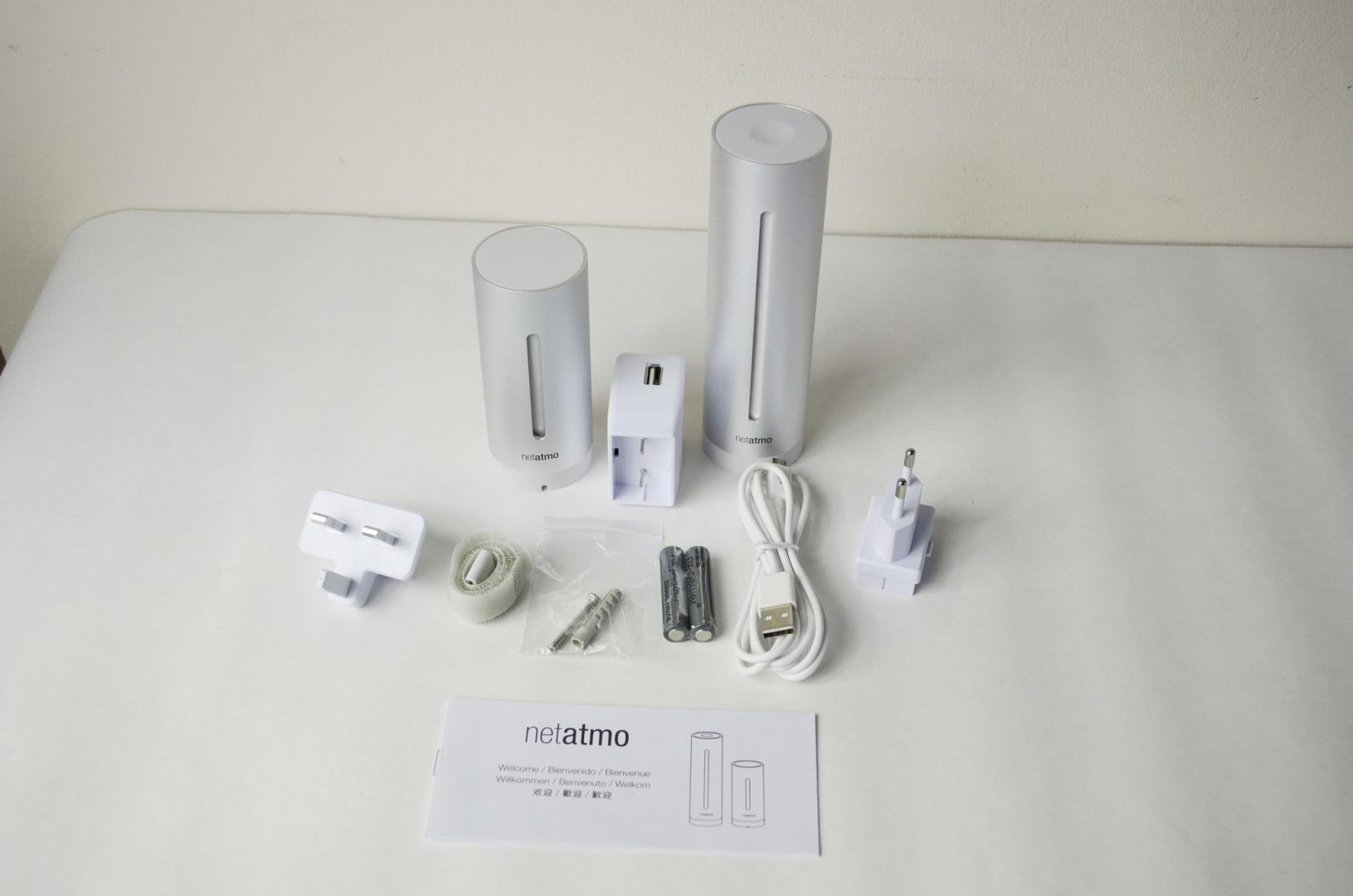 netatmo weather station 2