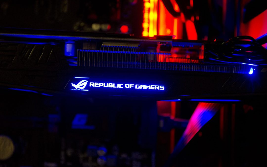 ASUS ROG Strix GeForce® GTX 1060 Review