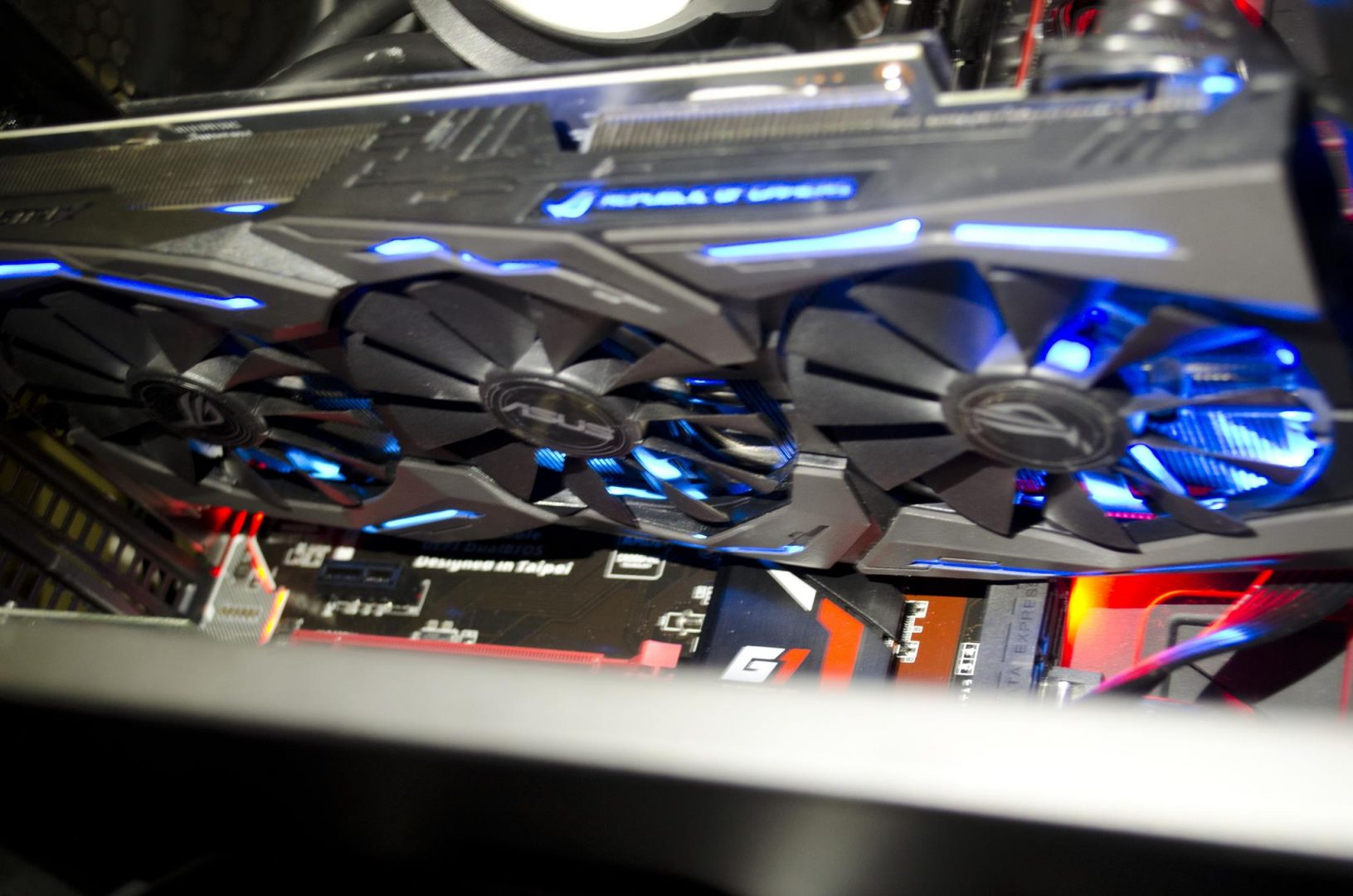 Asus Rog Strix Geforce 174 Gtx 1060 Review Enostech Com