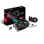 ASUS Republic of Gamers Announces Strix RX 460