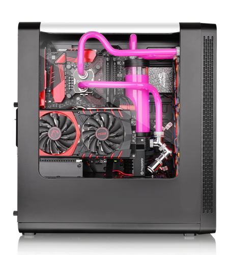 Thermaltake New View 27 Gull-Wing Window ATX Mid-Tower Chassis