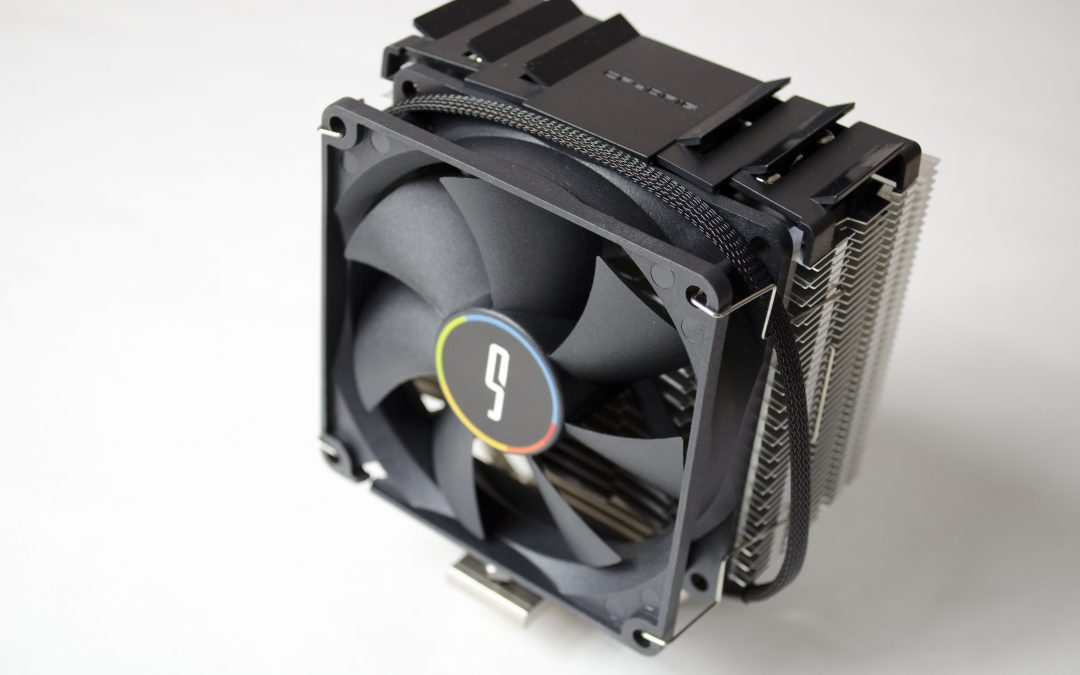 Cryorig M9i CPU Cooler Review