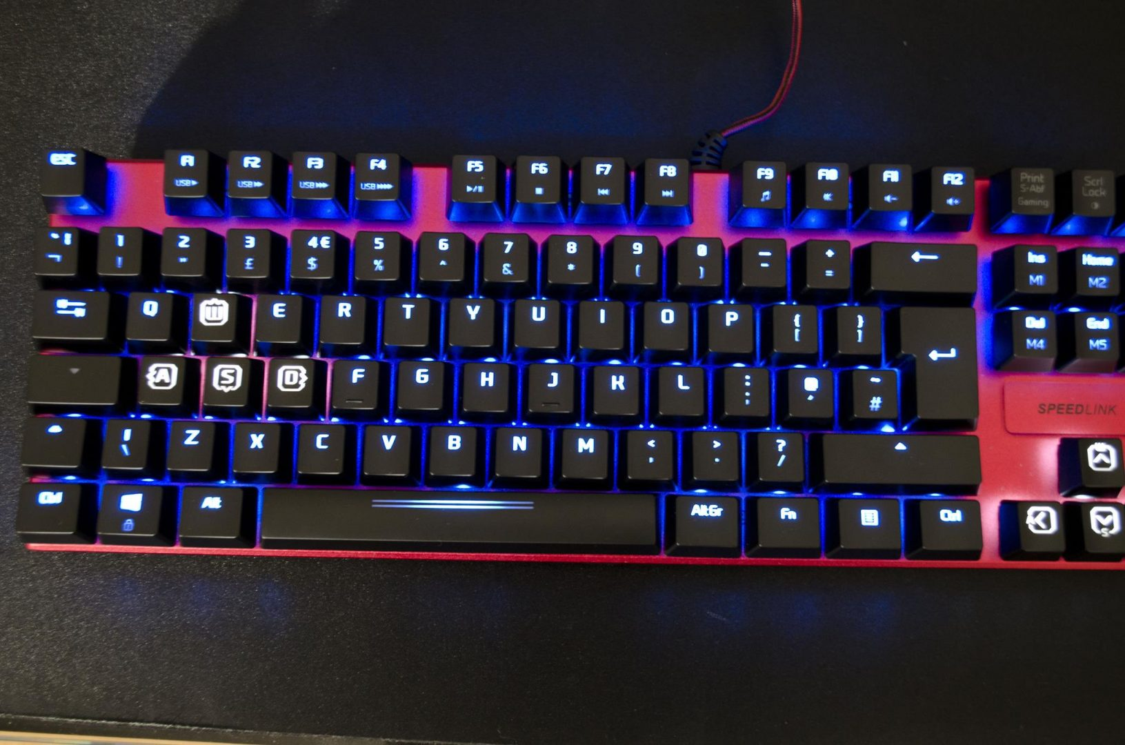 speedlink ultor mechanical keyboard review _12