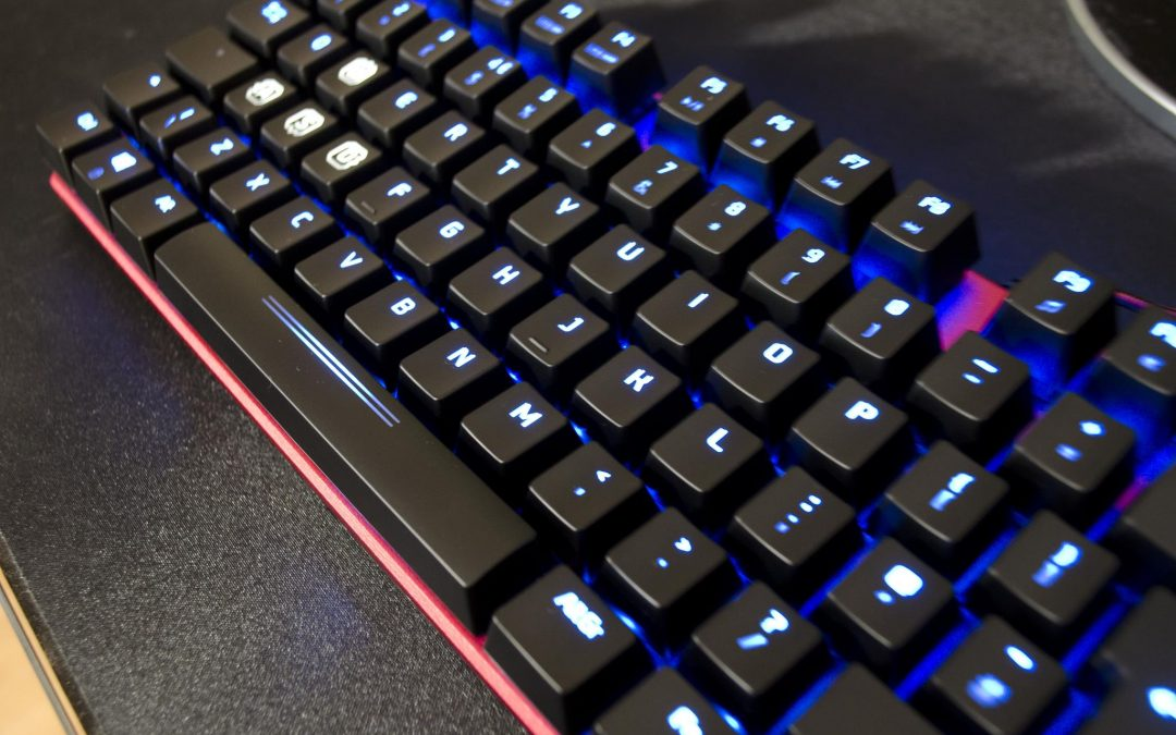 SPEEDLINK ULTOR Illuminated Mechanical Gaming Keyboard Review