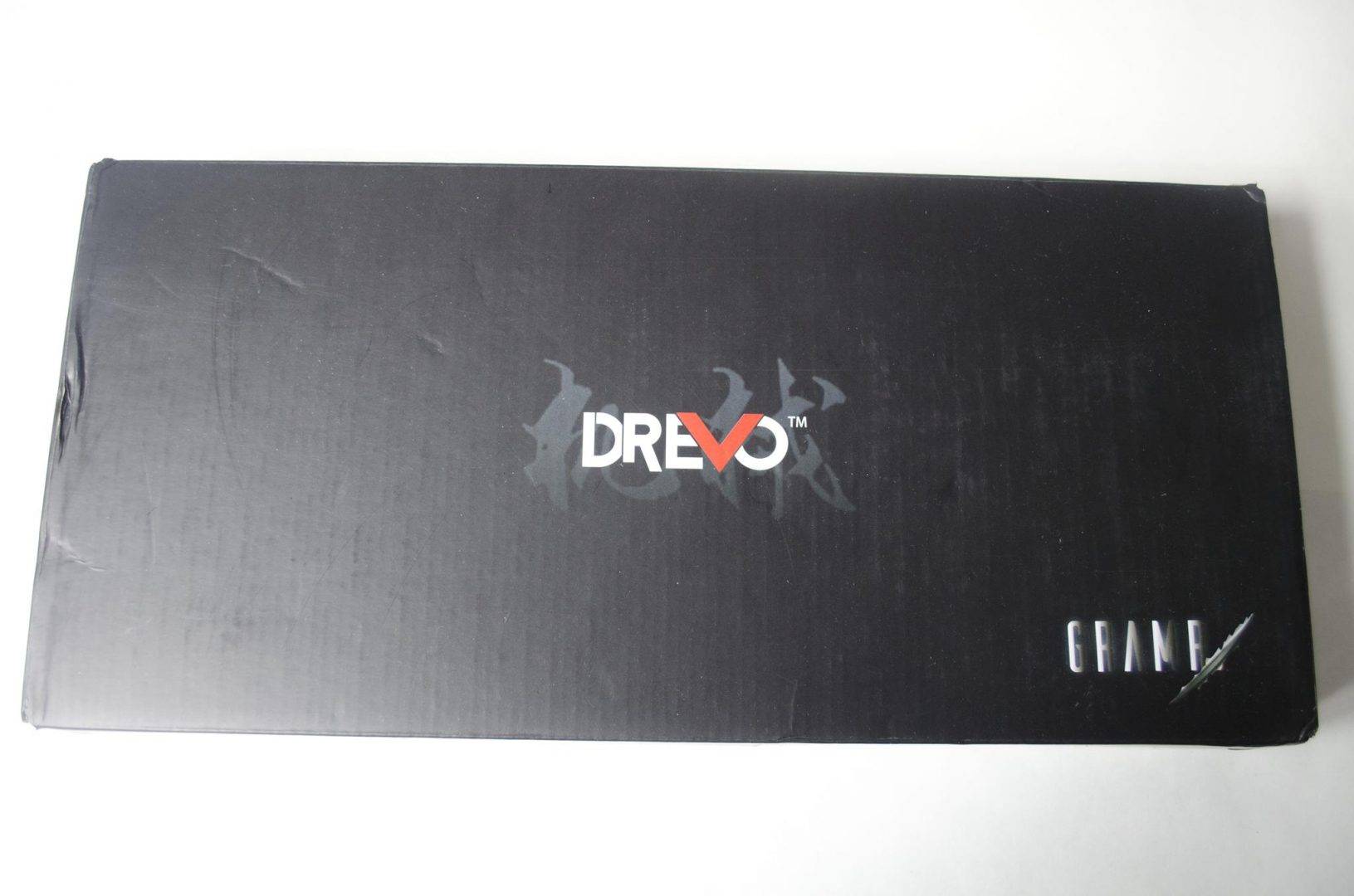 drevo gramr keyboard review