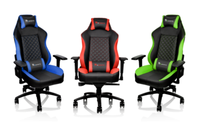 Tt eSPORTS Releases New Professional Gaming Chair Category