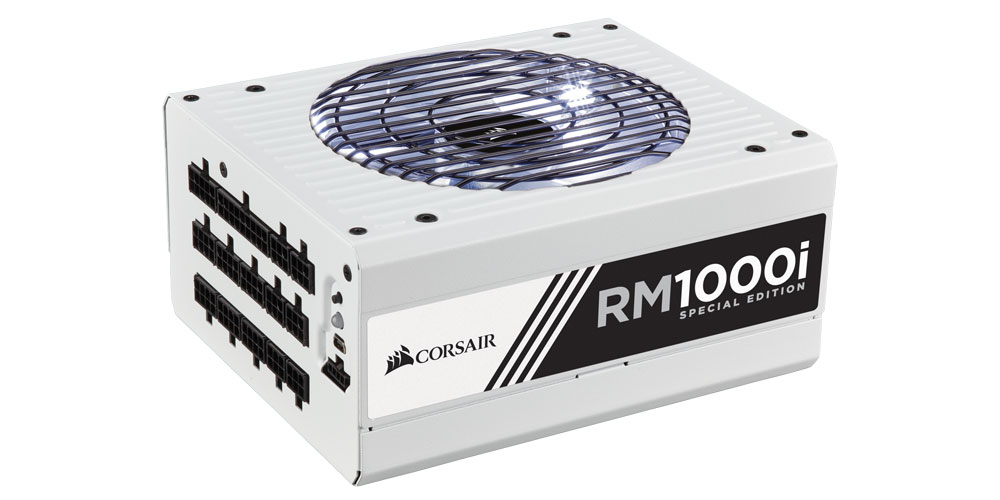 CORSAIR Celebrates Ten Years of PSUs and Ten Million PSUs Sold with Limited RM1000i Special Edition and New CORSAIR Premium PSU Cables