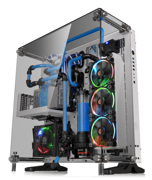 Thermaltake Unveils the Newest Core P5 Tempered Glass Edition
