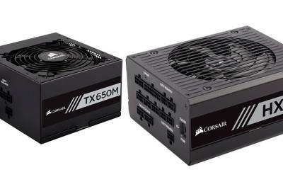 CORSAIR Announces with New HX and TX-M Series PSUs and CORSAIR Bulldog 2.0