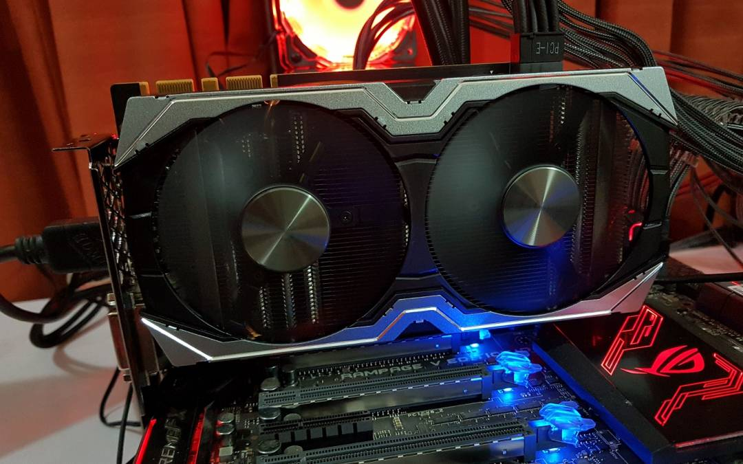 Zotac Geforce GTX 1070 Mini Review