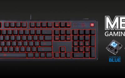 Tt eSPORTS Announces New MEKA PRO Cherry MX Mechanical Gaming Keyboard at CES2017