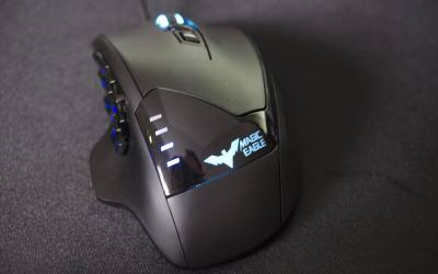 Havit HV-MS735 MMO Gaming Mouse Review