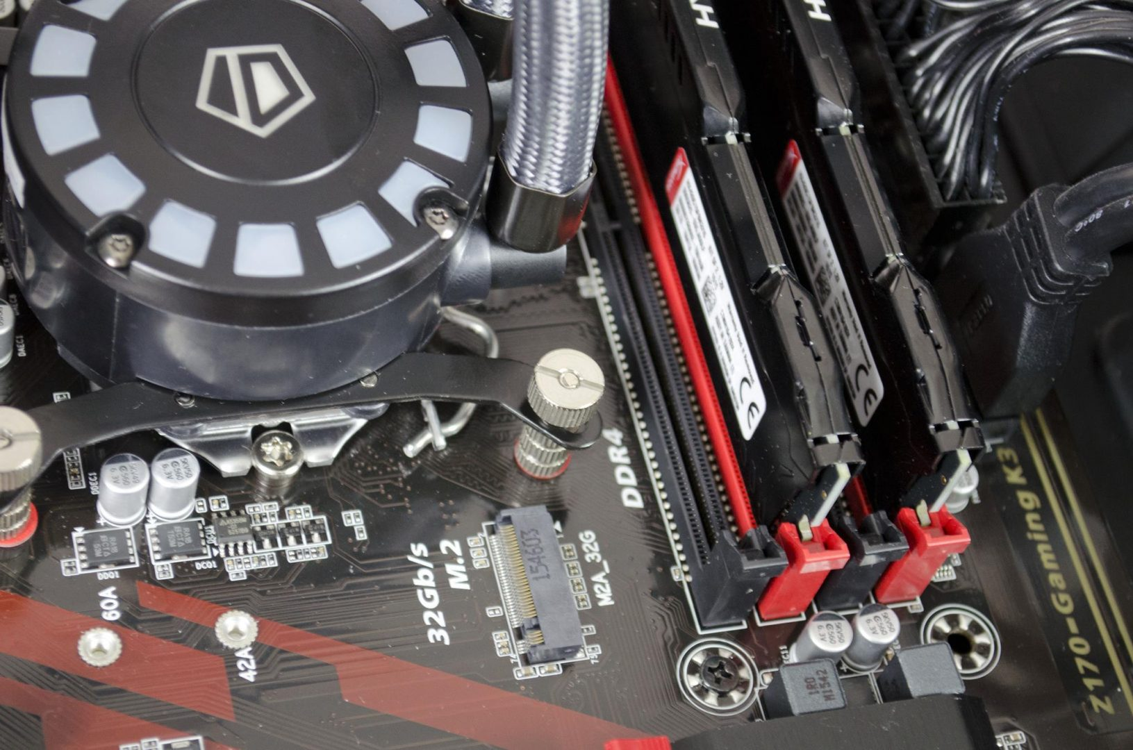id cooling frostflow 240l aio cpu cooler review_15