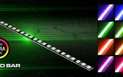 Nanoxia RGB Rigid LED – ASUS AURA SYNC certified