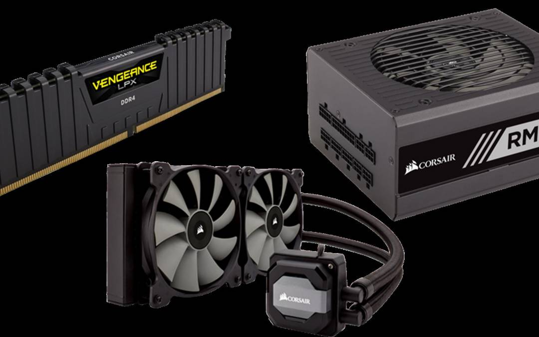 CORSAIR is Ready for AMD Ryzen™