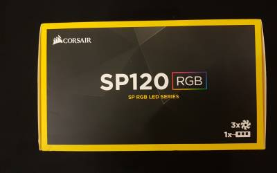 Corsair SP120 RGB Fans Review