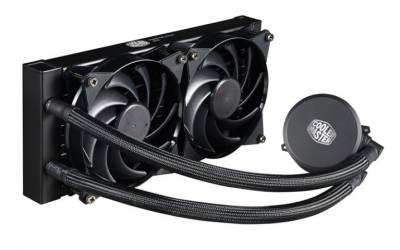 Cooler Master Announces MasterLiquid 120 and 240 Liquid CPU Coolers with Low-Profile Dual Chamber Pump Design