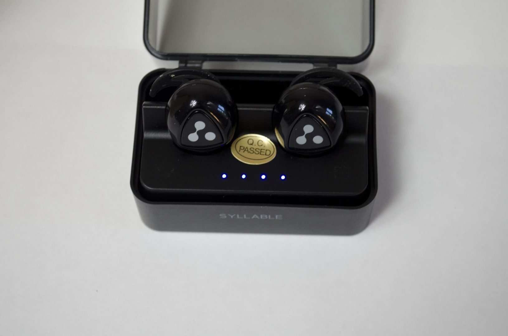 Syllable D900 Mini Wireless Headphones Review_9