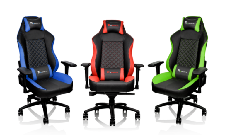 Thermaltake Gaming Tt eSPORTS GT COMFORT series professional gaming chairs
