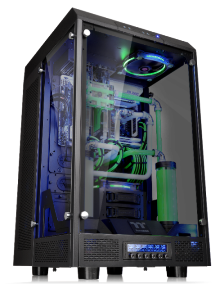 2017 Thermaltake CaseMOD Invitational Season 1  Gathers Twelve Top Modders Worldwide to Reinvent The Tower 900