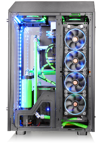Thermaltake The Tower 900 E-ATX Vertical Super Tower Chassis_2