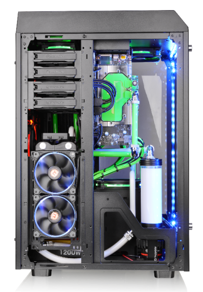 Thermaltake The Tower 900 E-ATX Vertical Super Tower Chassis_3