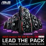 ASUS Announces Radeon RX 500 Series Gaming Graphics Cards