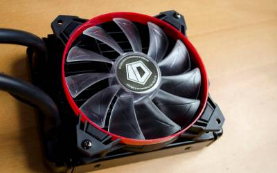 ID Cooling Frostflow 120 AIO CPU Cooler Review