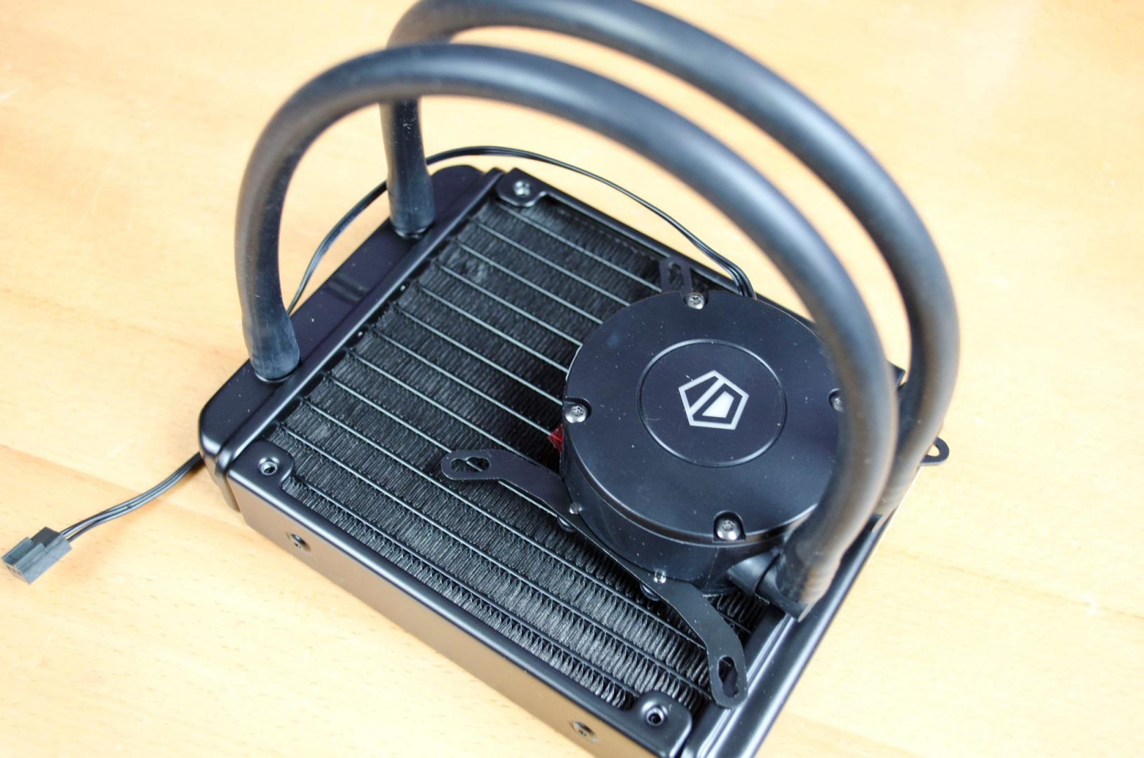 ID COOLING FROSTFLOW 120 CPU COOLER REVIEW_8