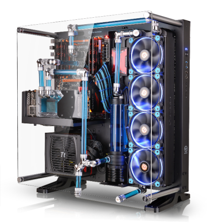 Thermaltake New TT Premium Concentrate Series and C1000 Pure Clear Coolant_Vivid Application