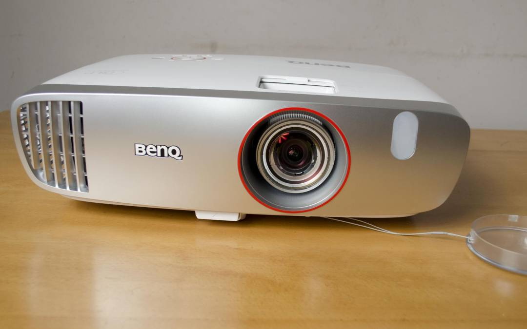 BenQ W1210ST 1080P Gaming Projector Review