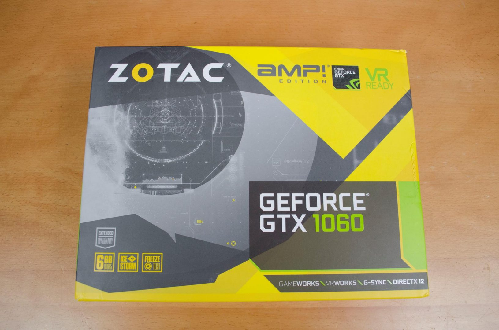ZOTAC GeForce® GTX 1060 6GB AMP! Edition Review - EnosTech com