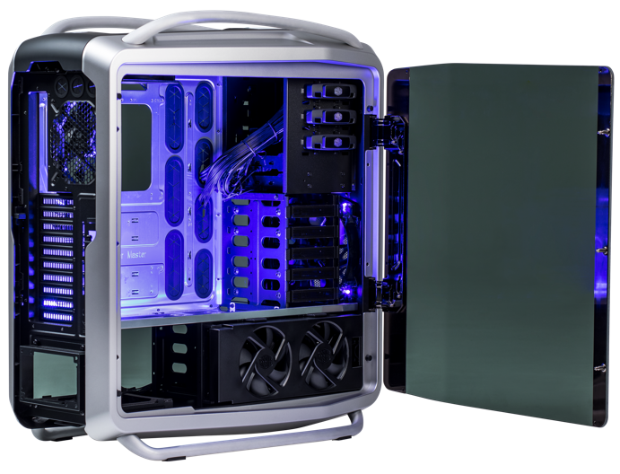 Cooler Master Launches COSMOS II 25th Anniversary Edition