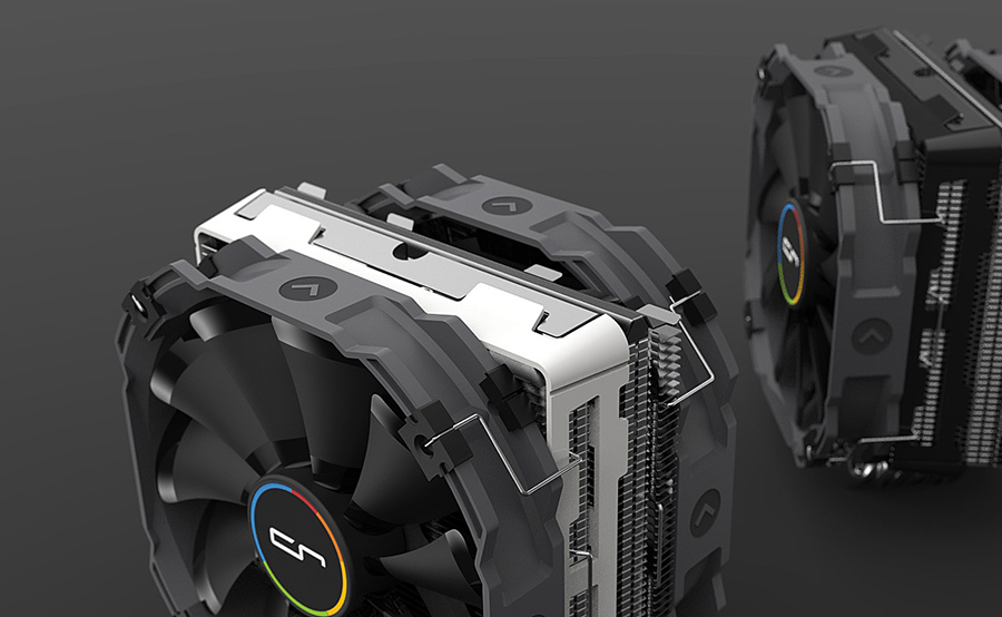 CRYORIG Reveals New R5 Cooler and Cu Line of Performance Enhanced Coolers