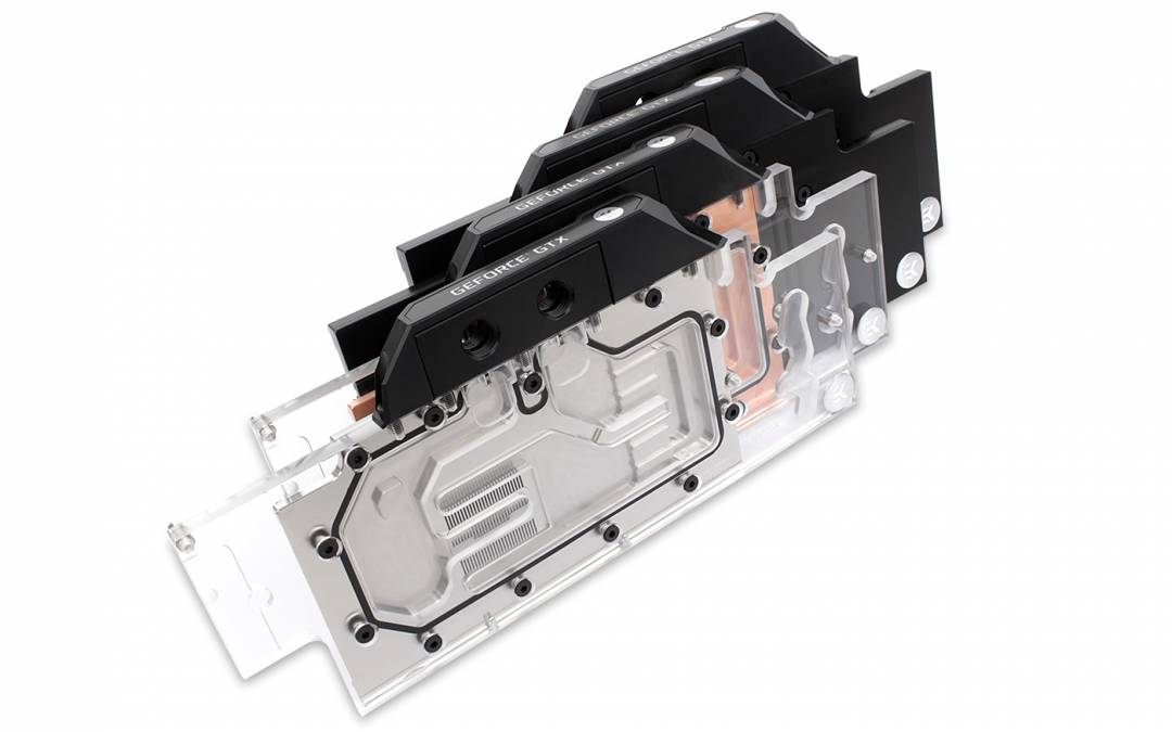 EK is releasing GeForce® GTX FE Full-Cover water blocks