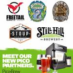 PicoBrew Brings New Pico Model C – Automatic, Craft Beer Brewing Appliance and New BrewUnlimited Service to Europe