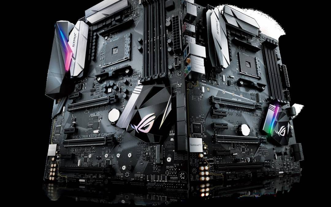 ASUS Republic of Gamers Announces  Strix X370-F Gaming and Strix B350-F Gaming