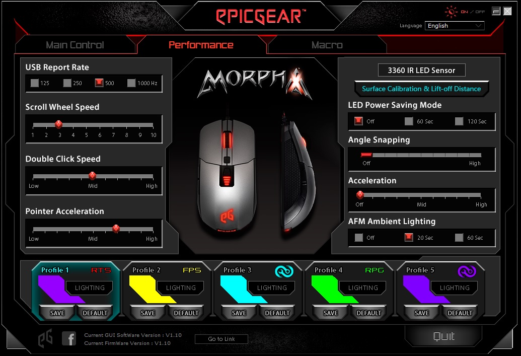 morpha x software 2