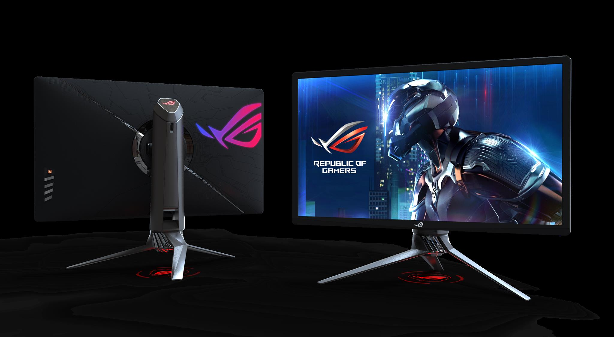 ROG Swift PG27UQ Gaming Monitor