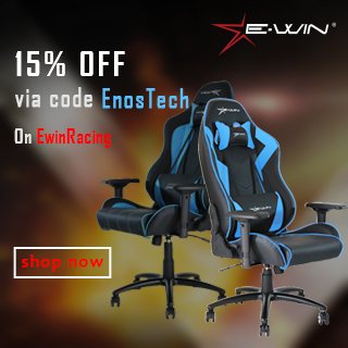 EwinRacing Champion Gaming Chair